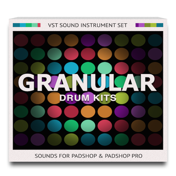Granular Drum Kits