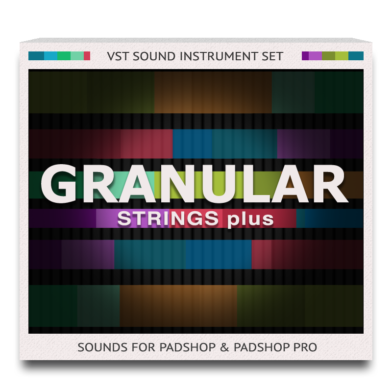 Granular Strings Plus