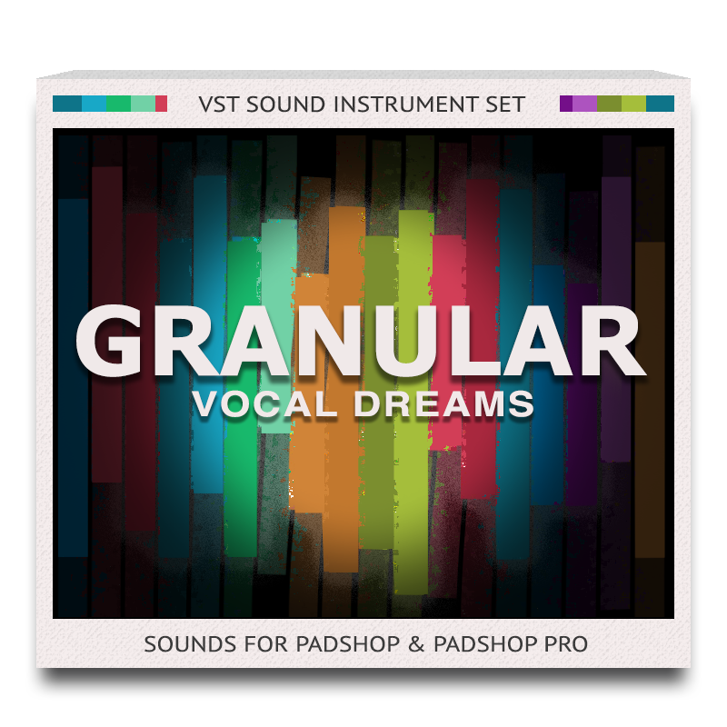 Granular Vocal Dreams